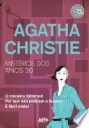 Agatha Christie: Mistérios dos anos 30