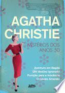 Agatha Christie: Mistérios dos anos 50