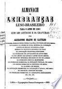 Almanach de lembranças Luso-Brazileiro