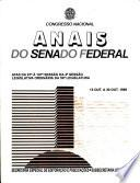 Anais do Senado Federal