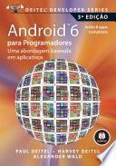 Android 6 para Programadores - 3ª Edição