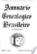 Annuario genealogico brasileiro