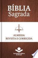 Bíblia Sagrada ARC - Almeida Revista e Corrigida
