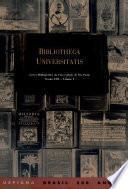 Bibliotheca universitatis