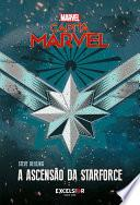 CAPITÃ MARVEL - A ASCENSÃO DA STARFORCE
