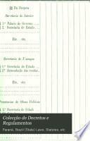 Colecção de Decretos e Regulamentos
