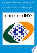 Curso Completo: Apostila Para Concurso De Técnico Do Inss