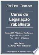 Curso de Legislação Trabalhista - Grupo GPS/Predial