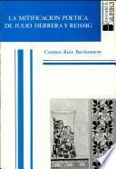 La mitificación poética de Julio Herrera y Reissig