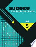 Livro Sudoku para Adultos