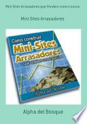 Mini Sites Arrasadores Que Vendem Como Loucos