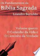 Os Fundamentos Da Bíblia Sagrada Volume Iv