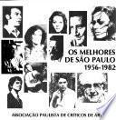 Os Melhores de São Paulo, 1956-1982