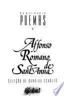Os melhores poemas de Affonso Romano de Sant'Anna