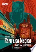 PANTERA NEGRA - O JOVEM PRÍNCIPE