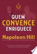 Quem convence enriquece - Napoleon Hill