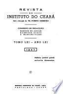Revista do Instituto do Ceará