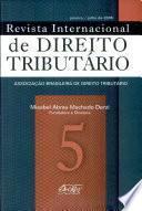 Revista Internacional de Direito Tributario Vol.5