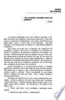 Socialismo & democracia