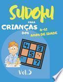Sudoku para crianças dos 8 - 12 anos de idade