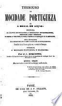 Thesouro da Mocidade Portuguesza ou a moral em acção